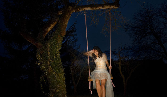 Večer současné fotografie tentokrát představí Barboru Bálkovou