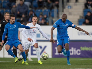 Slovan na Slovácku zvládl penalty a postoupil do semifinále domácího poháru
