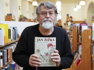 Husité na Liberecku? Přijďte si popovídat s historikem pozdního středověku Petrem Čornejem