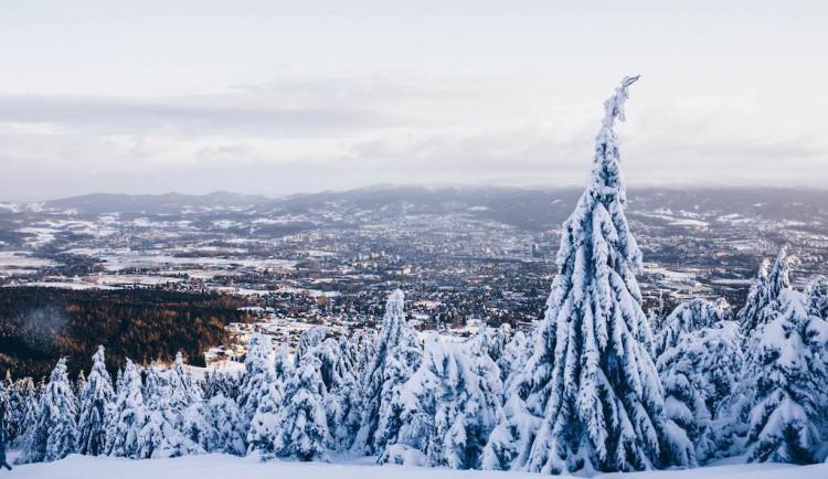 Skiareál Ještěd zve lyžaře na závěr zimní sezóny