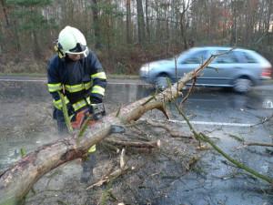 V Libereckém kraji platí výstraha ohledně silného větru a od zítřka povodňová bdělost