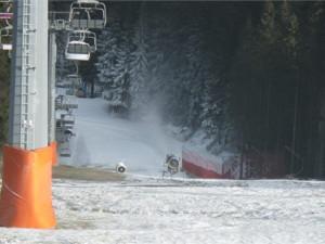 Firma provozující skiareál v Krkonoších dostala pokutu 120 tisíc za porušení podmínek při odběru vody