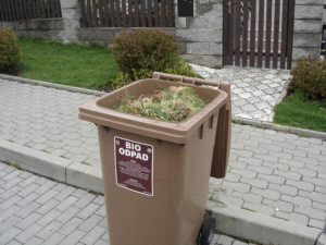 Hnědé popelnice se vrací. Od dubna bude opět zahájen svoz bioodpadu