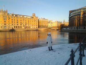 Přístup švédské vlády nás hodně znepokojuje, říká Češka, která bydlí ve Stockholmu