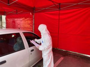 Počet nakažených koronavirem v kraji stoupl o dvacet lidí. Nemocnice neměla čím testovat