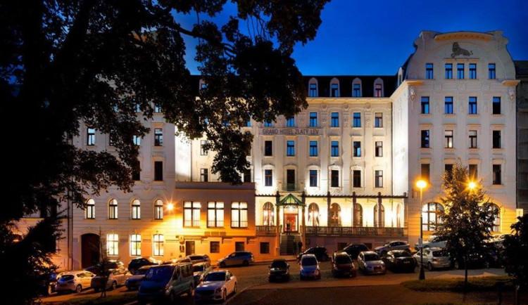 Liberecký hotel Zlatý Lev by mohl posloužit lidem nakaženým koronavirem