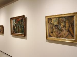 Další připravované výstavy v Lázních nabídnou rap i díla z počátku minulého století