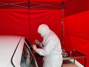 V Libereckém kraji je 135 potvrzených případů COVID-19, osm lidí je v nemocnici