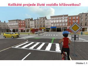 Markétina dopravní výchova bude online, naučí i zabaví zároveň