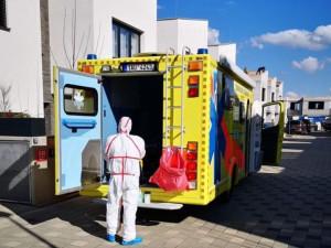 Od soboty přibyli tři nakažení, v kraji je tak celkem 146 případů nemoci covid-19