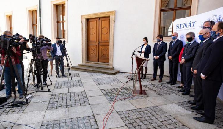 Senát schválil příspěvek 25 tisíc korun pro OSVČ