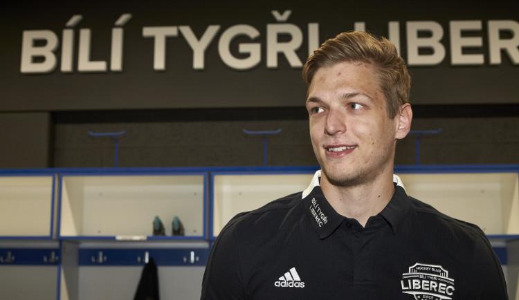 Tygří branku bude hájit dvaadvacetiletý Petr Kváča