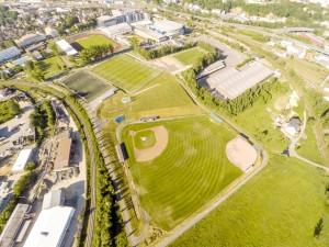 Areál Sport Parku se opět otevřel veřejnosti a láká nadšené sportovce