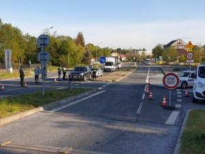 Přechod do Polska v Habarticích je otevřený. Funguje zde pendlerský režim