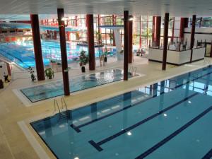 Příští týden opět otevře bazén. Kapacita bude omezená na 300 lidí