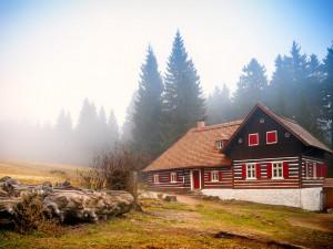 Liščí boudu na Kristiánově bude nově provozovat Petr Polák ze Šámalky