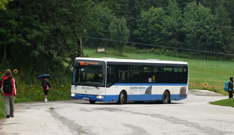 Příští sobotu opět vyjedou autobusy z Jilemnice a Harrachova na Zlaté návrší