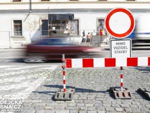 V pondělí začne rekonstrukce v ulici Boženy Němcové v Turnově, vyžádá si uzavírku