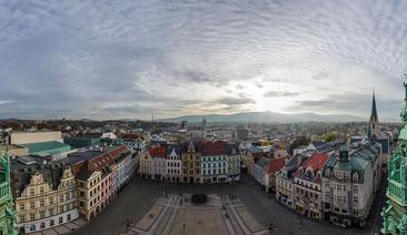Liberecká radniční věž je opět přístupná veřejnosti. Ve všední dny i v sobotu