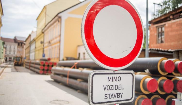 Oprava hlavního průtahu na Chrastavu se blíží, řidiči by měli být po dobu rekonstrukce obezřetní