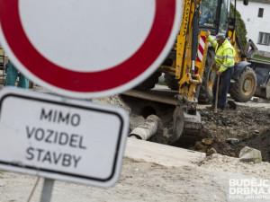 Tři roky potrvá rekonstrukce Kodešovy ulice ve Frýdlantu. Začne příští měsíc