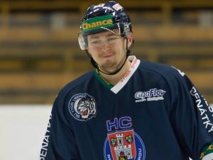 Mladý hokejista Tygrů Buchtela má nádor na srdci. Není čas litovat se, vzkazuje