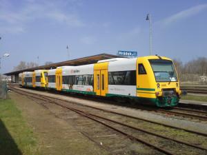 V červenci začne opět jezdit vlak k Mácháči. Mezi místními i turisty se těší velké oblibě