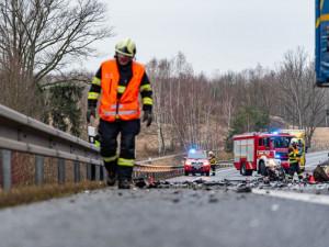 Dopravní nehody v kraji si letos vyžádaly už 5 obětí a 17 těžce zraněných. Zabíjí alkohol a rychlost