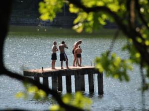 Horší kvalitu vody mají v Libereckém kraji na pěti koupalištích
