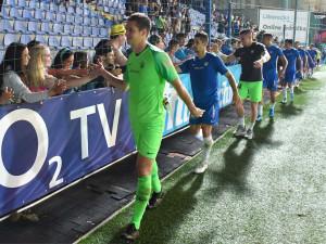 Fanoušci Slovanu budou mít na finále poháru pouze východní tribunu. Svaz dal k dispozici 600 lístků