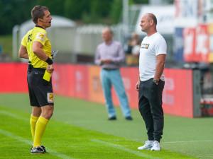 Sparta má obrovskou motivaci, pohár ale chceme získat pro Liberec, říká trenér Slovanu Hoftych