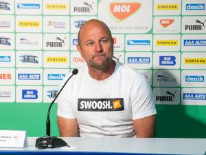 Trenér Slovanu Hoftych: Na tým jsme pyšní, pohár může mít jen jeden