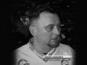 Smutná zpráva. Zemřel dlouholetý vedoucí fanklubu Bílých Tygrů Tomáš Vodrážka