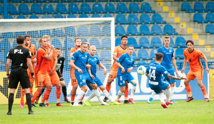 Zápas o Evropu. Slovan v neděli U Nisy přivítá Boleslav