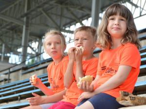 Sportovní příměstský tábor slibuje skvěle strávený čas během léta!