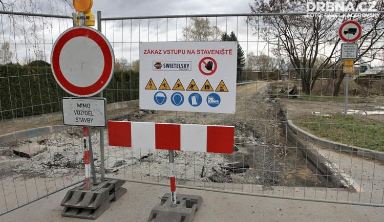 Začíná rekonstrukce silnice z Liberce na Ještěd. Uzavřená bude až do příštího roku