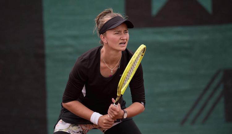 Z libereckého tenisového turnaje odpadla Krejčíková. Porazila ji Kolodziejová