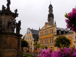 Díky evropské dotaci zrekonstruuje Chrastava veřejné osvětlení a obnoví ochranu stromů