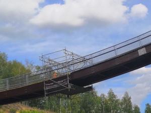 Systém jablonecké firmy umí poslat varování před zřícením mostů