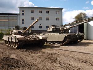 Milovníci historie a vojenské techniky nesmí chybět na Tankových dnech