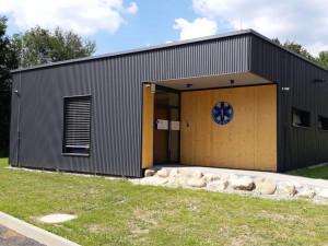 Zdravotníci v Rokytnici se dočkali nové unikátní základny