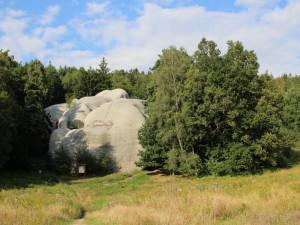 TIP NA VÝLET: Sloni zakletí v kamenech. Najdete je u Jítravy