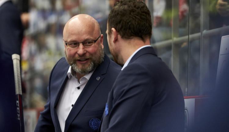Patrik Augusta bude vedle trenéra zastávat i funkci sportovního ředitele