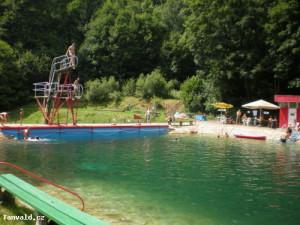 Nejméně kvalitní voda je na koupalištích na Českolipsku. Přesto nikde není zákaz koupání