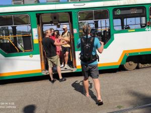 Školní rok se rozjel a právě školáci jsou hlavním motivem společného spotu 22 dopravních podniků zajišťujících MHD v ČR