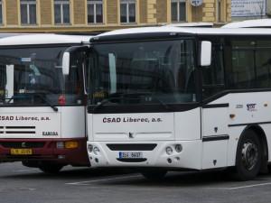 Kraj bude po dopravních společnostech ČSAD Liberec a BusLine chtít téměř 11 milionů
