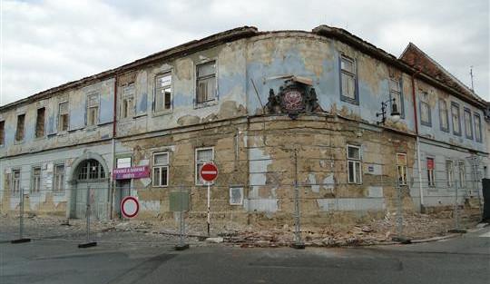 Rekonstrukce Kounicova domu se komplikuje, soutěž se bude opakovat