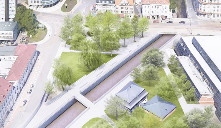 Revitalizace dolního centra a výstavba náplavky by mohly začít příští rok
