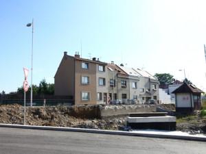 Stavební práce u viaduktu i v Nádražní ulici se v Turnově chýlí ke konci