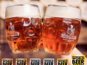 Úspěch pro svijanský pivovar. Jeho 450 je nejlepší světlý ležák českého typu na světě